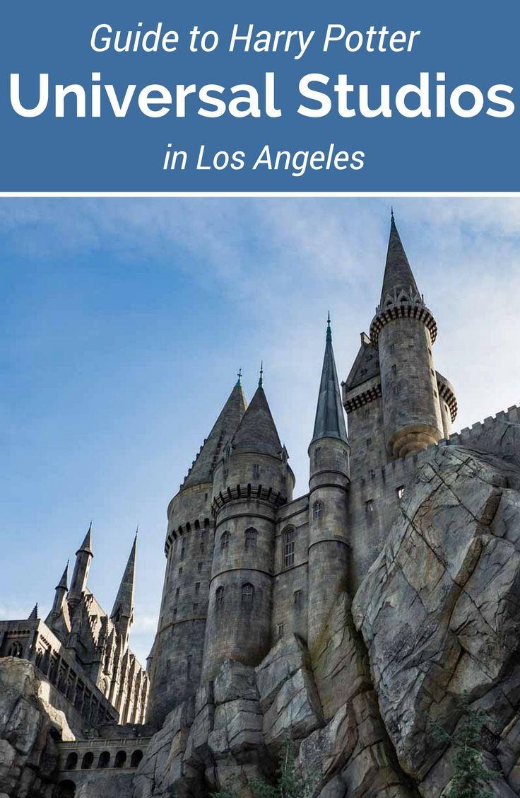 Visit Universal Studios Los Angeles Harry Potter Comes To Life Universal Studios Universal Studio Los Angeles Studios Los Angeles