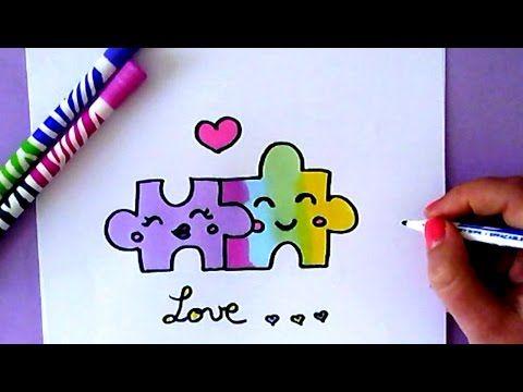 Happydrawings Draw Cute Things Kawaii Diy Youtube Kawaii Diy Kawaii Drawings Cute Drawings