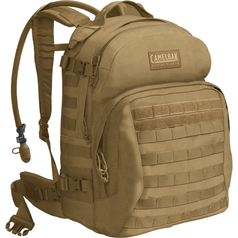 on feet at good service more photos CamelBak Motherlode 3L Hydration Backpack   Coyote ...