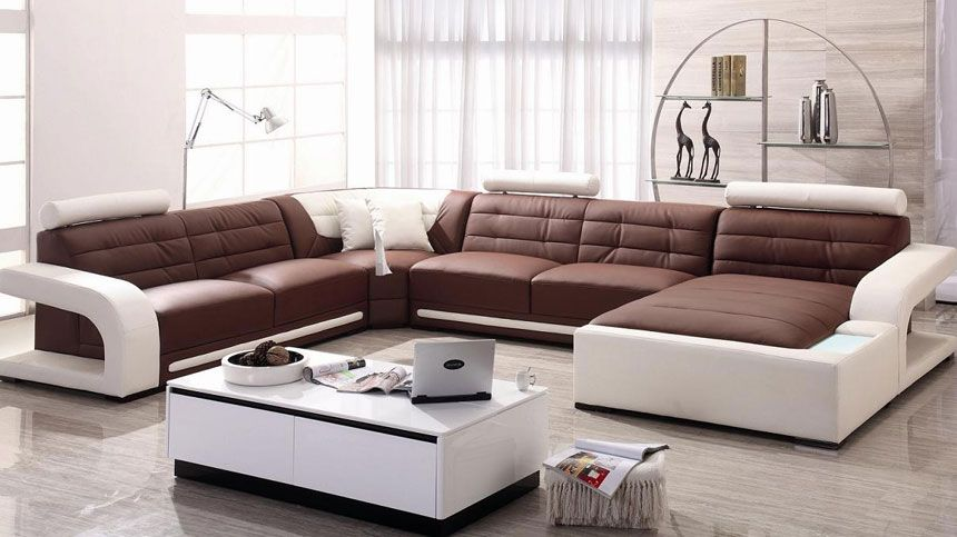 An exquisite sofa sets is the heart of a drawing room It surely