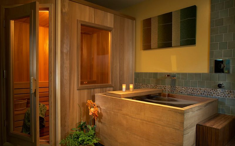 Vasca Da Bagno Giapponese : Bagno giapponese ofuro design casa creativa e mobili ispiratori