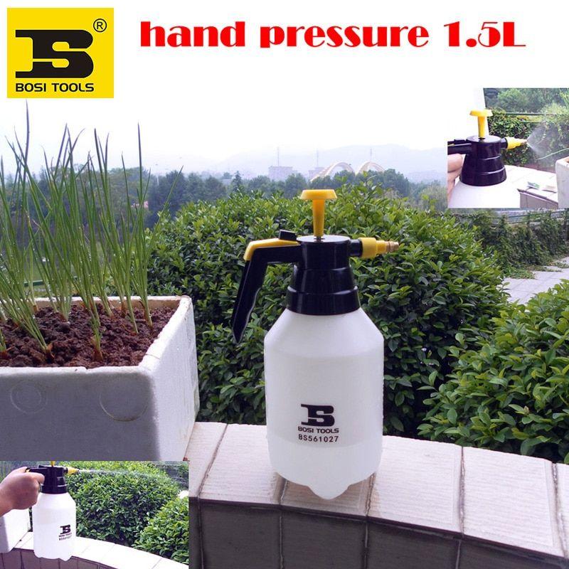 Free Shipping Bosi 1 5l Pressure Sprayer Garden Plant Water Spray Free Shipping Bosi Pressure Sprayer Garden Pla Water Plants Water Spray Garden Plants