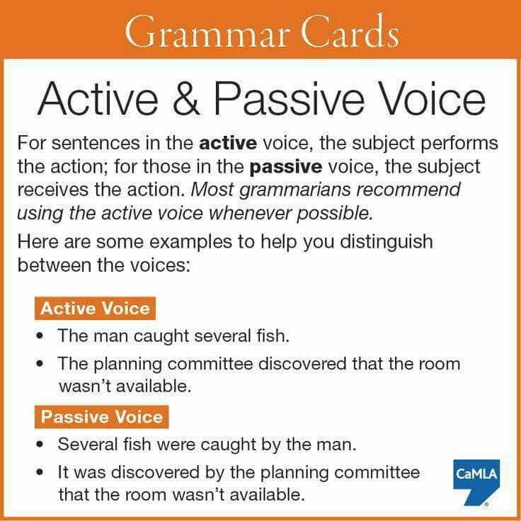 English Using Passive Voice With Modals Definition And Examples In Construction Of Appropriate Sentences Many Times English Verbs Learn English English Words