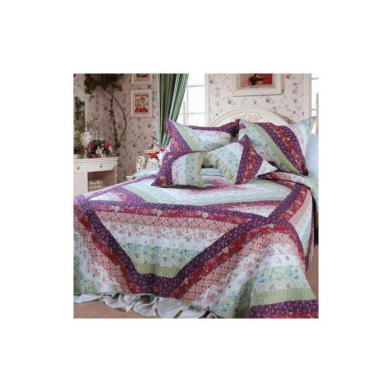 Marquardt 100 Cotton Reversible Quilt Set By August Grove With Images Quilt Sets Reversible Quilt