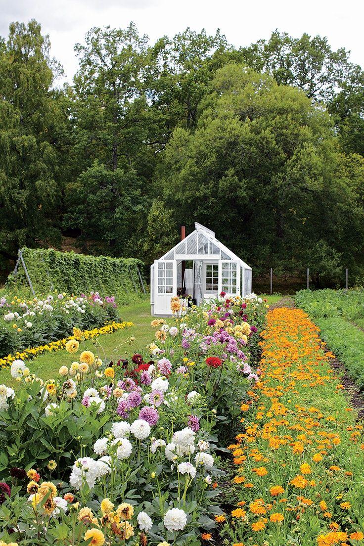 rosendals trädgård djurgården stockholm sweden countryside