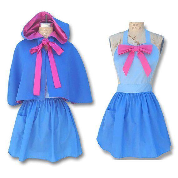 Fairy Godmother Costume Apron Cinderella Fairy Godmother Dress Up