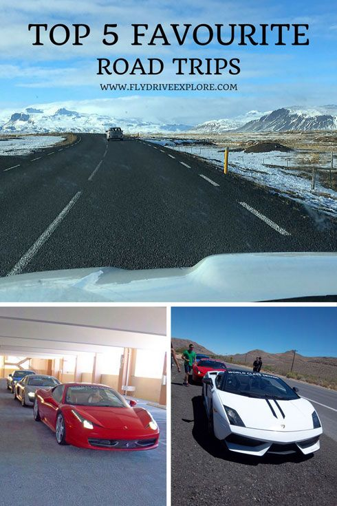 Our Top 5 Favourite Road Trips Road Trip Europe Usa Travel Destinations Road Trip Inspiration