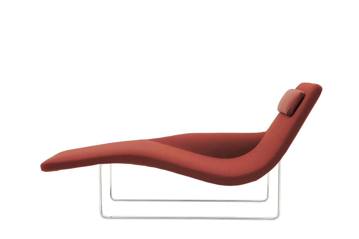 Landscape 05 Chaise Longue By Jeffrey Bernett For B B Italia  # Muebles Jeffrey