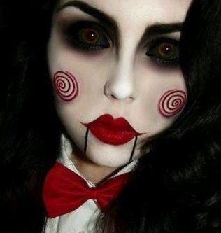 Pin De Laura Liana Campos Gomez En Mascaras Maquillaje Halloween