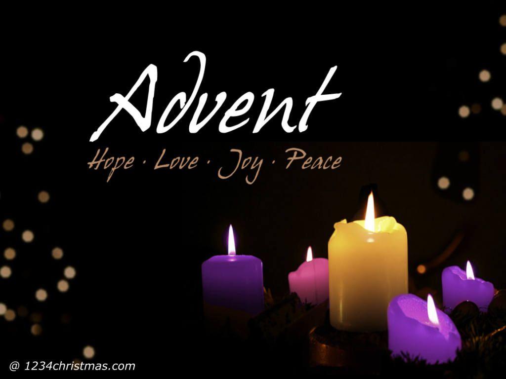 Advent Greeting Card Lilin Kutipan Alkitab Alkitab