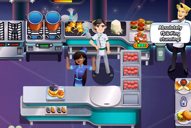 Experience Dinner Rush With Gordon Ramsay in This New