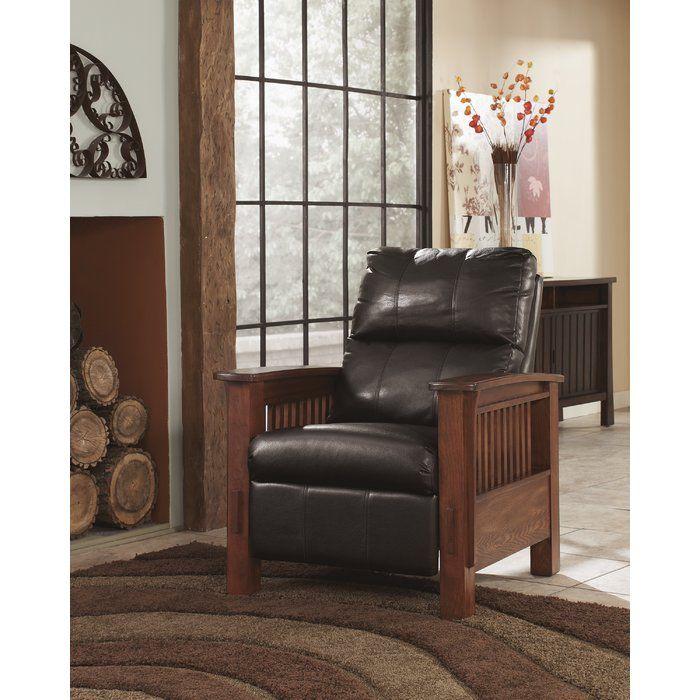 Caro High Leg Recliner High Leg Recliner Ashley Furniture Furniture