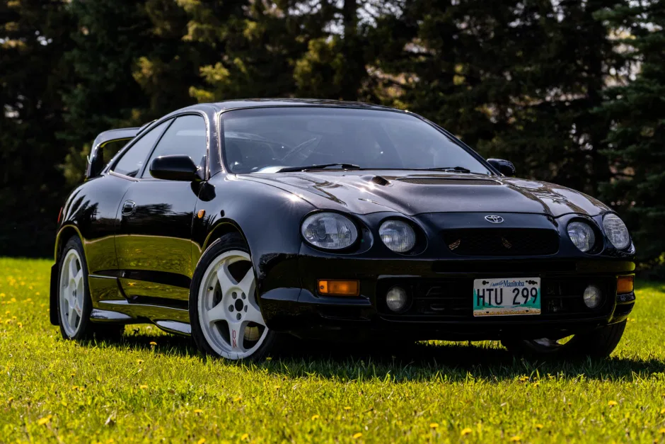 JDM 1994 Toyota Celica GT-Four for sale on BaT Auctions - ending June 23 (Lot #33,045) | Bring a Trailer