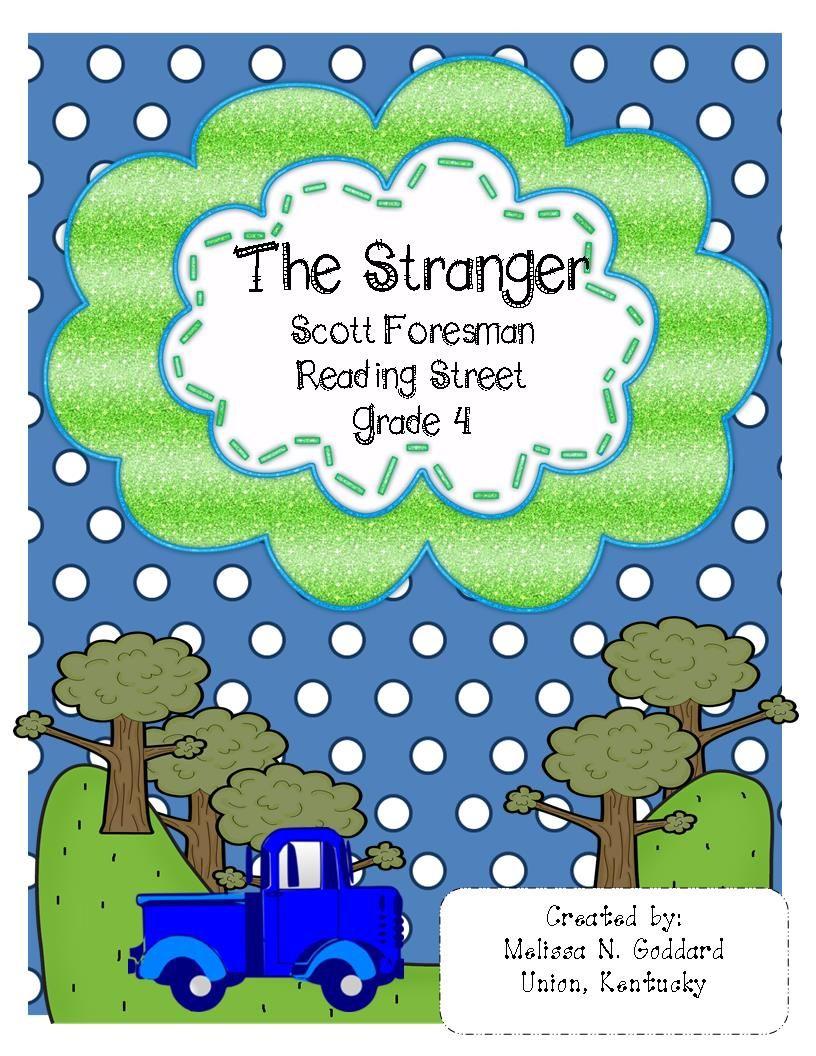 The Stranger   Pinterest   Reading street, Journeys reading series ...