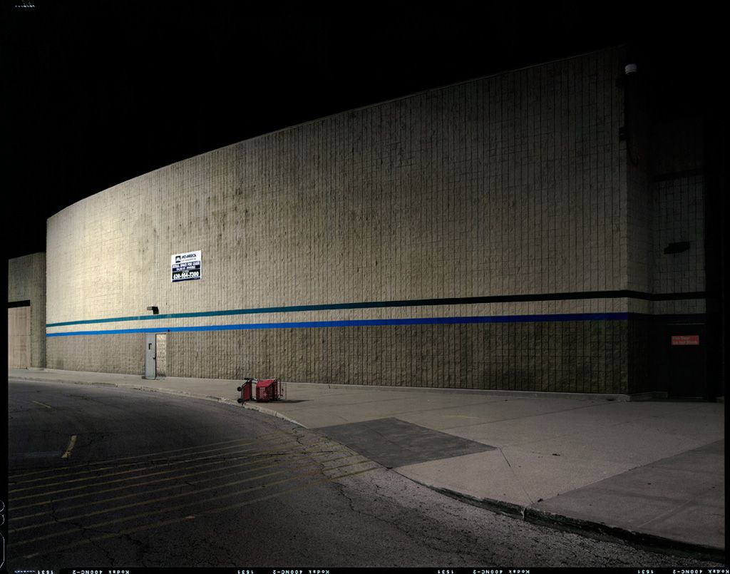 Brian Ulrich Dark Stores, Dead Malls & Ghostboxes