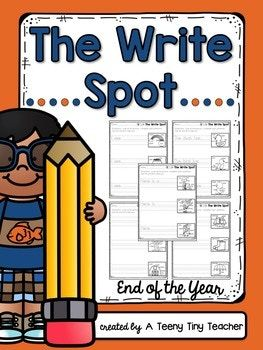 This beginner's writing pack was created so that you can easily differentiate for your learners. Students will be able to use the labeled picture clues to guide them in their writing, ensuring that all types of writers will be successful. This pack is included in a money saving Bundle! Save 20% and buy the year-long bundle now!