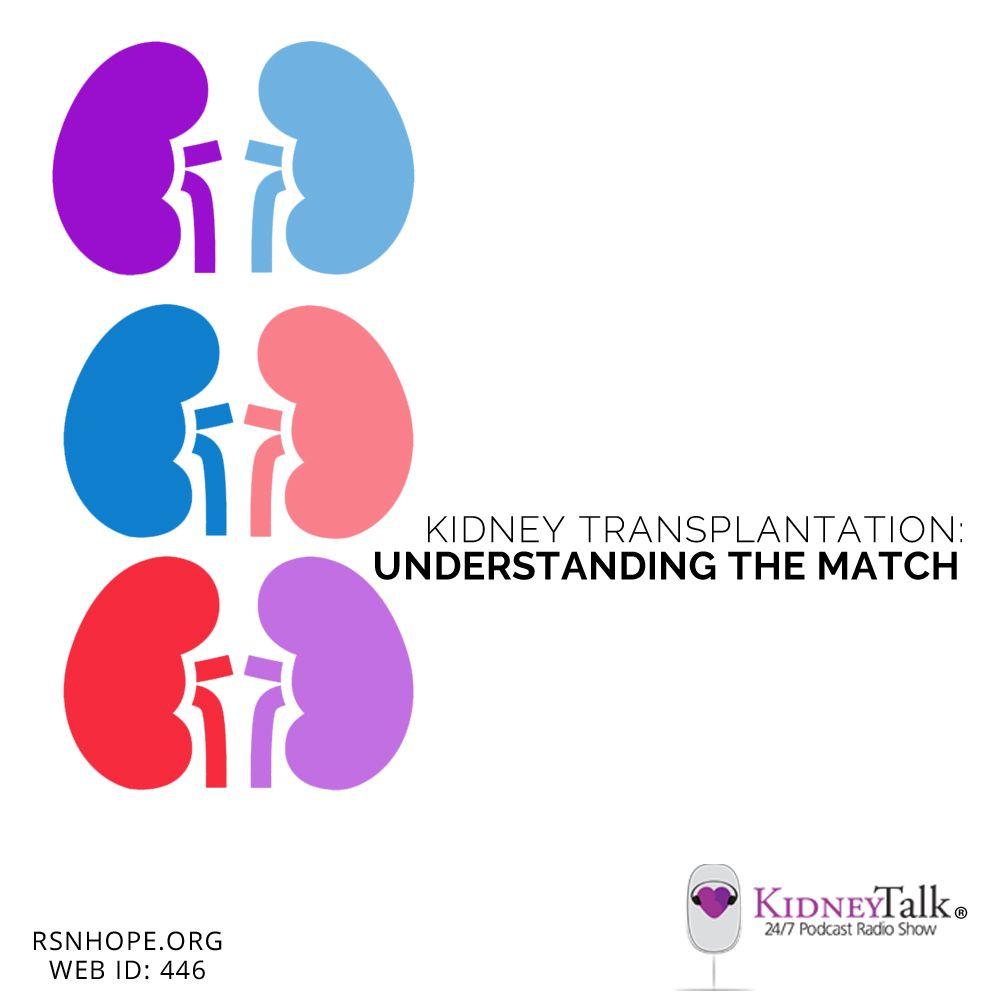 Kidney Transplantation: Understanding the Match | Love Your