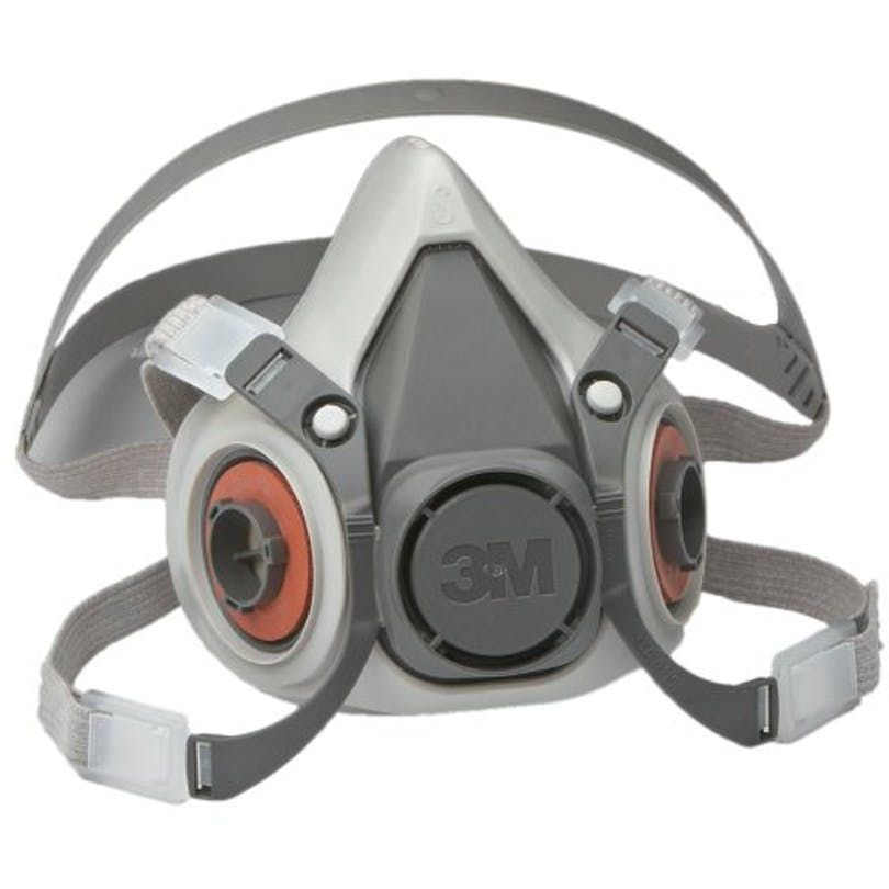 For 3M 6200 Medium Spray Paint//Dust Gas Mask Respirator Half Facepiece UK