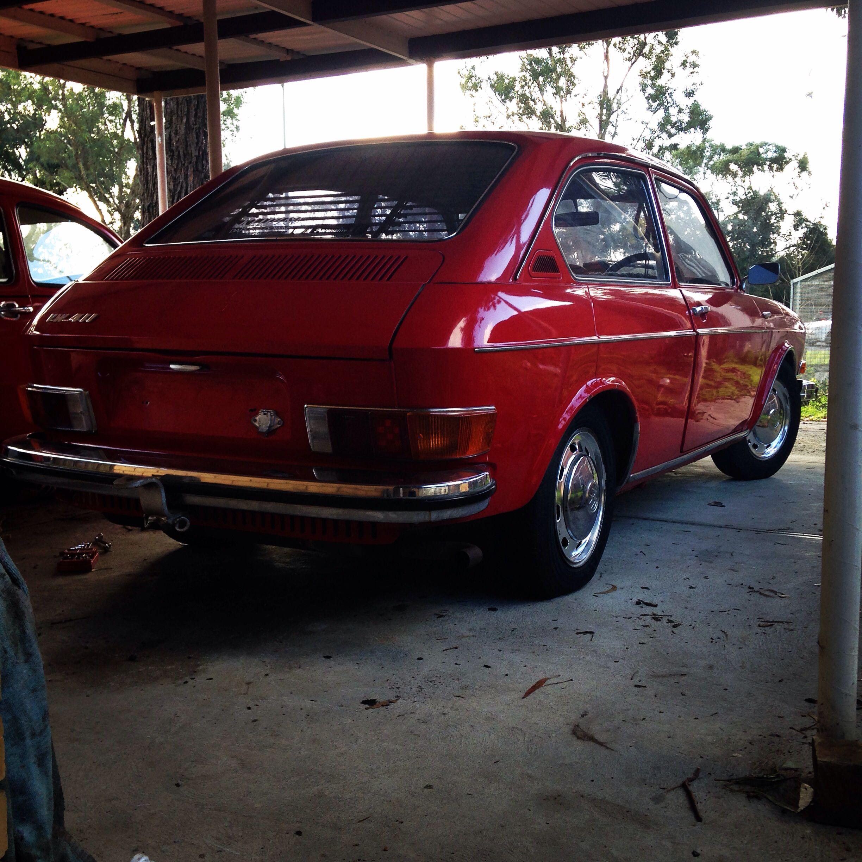 My volkswagen 411