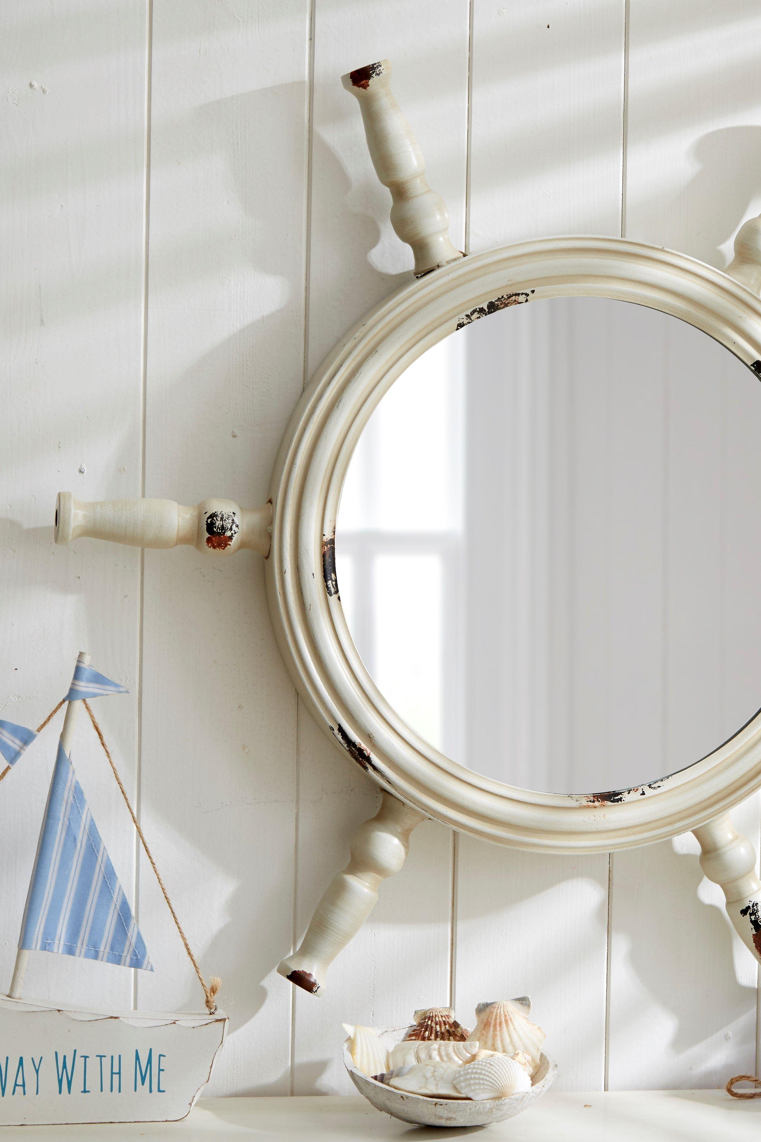 Dekorideen Wandspiegel Brentwood In 2020 Wandspiegel Wc Spiegel Maritime Einrichtung