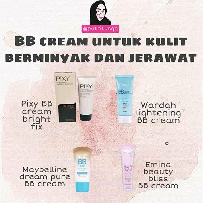 Cc Cream Korea Korea Untuk Kulit Berjerawat