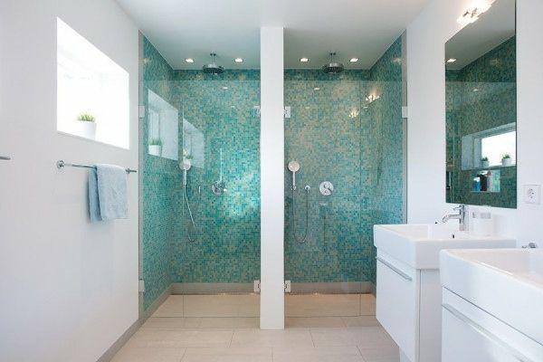 30 Genial Badezimmer Deko Grün