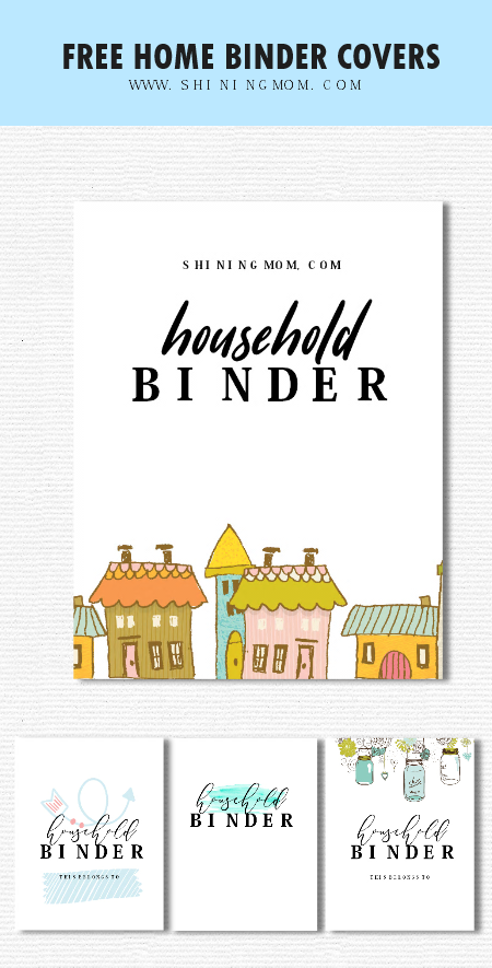 photo relating to Free Printable Household Binder identify Absolutely free Printable Dwelling Binder for Mothers! household House binder