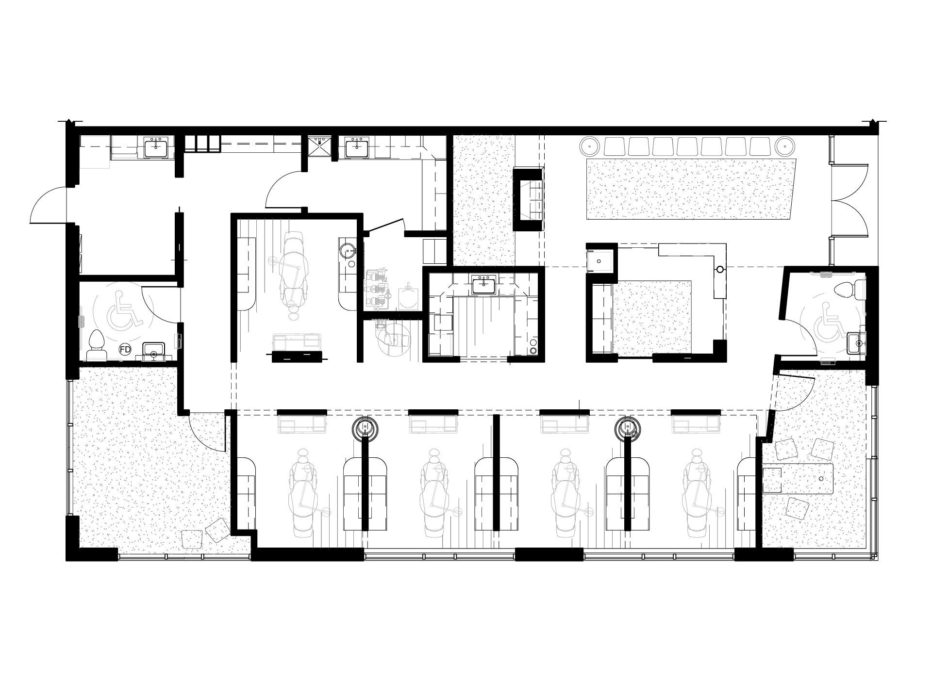 bradburn dentistry floor plan store ideas