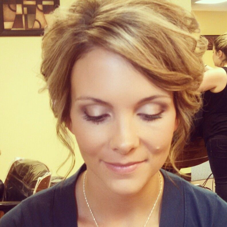 Soft And Natural Wedding Makeup Done By Michelle Duotonessalon