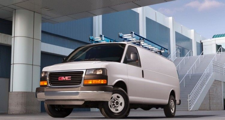 2016 Gmc Savana Gets 4g Lte And Other Improvements Gmc Car Detailing Commercial Van