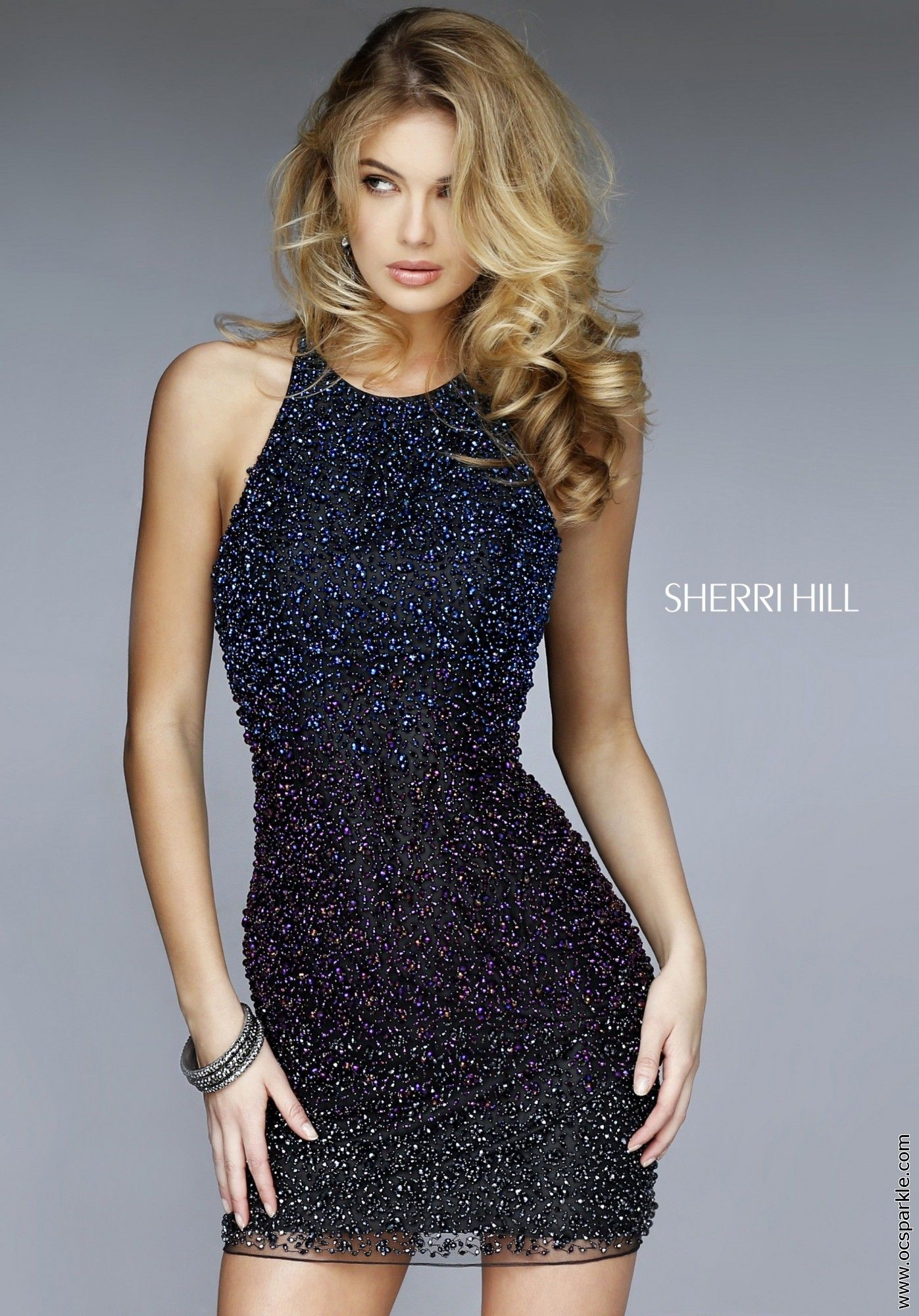 deee6621b70e4 cool 11 amazing sequin dresses to wear at holiday parties