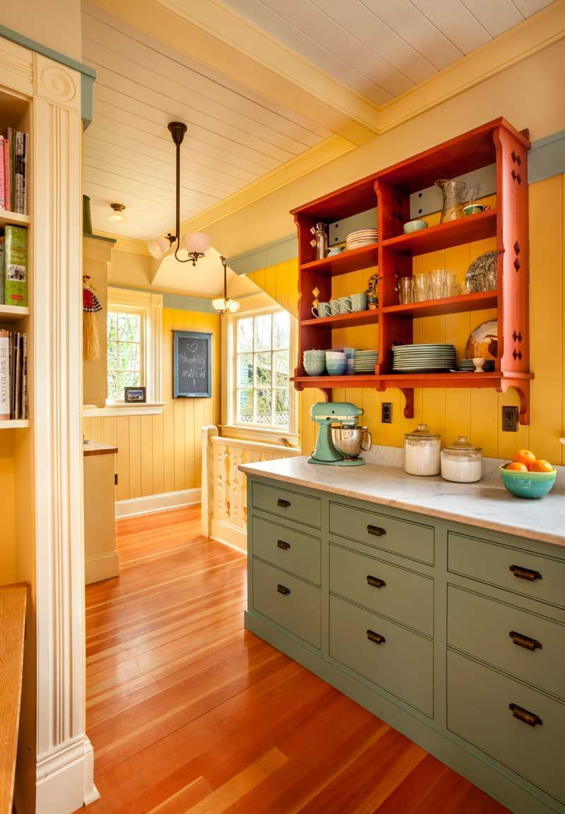 Ideas for painting kitchen cabinets   Painted Kitchen Cabinet Ideas  Painted Kitchen Cabinet Ideas