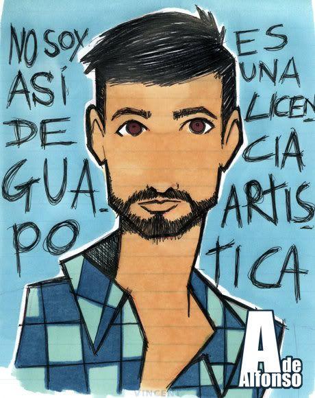Keeping Up With Julian: ALFONSO CASAS MORENO