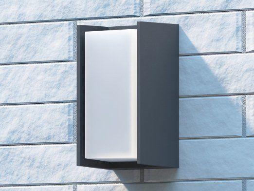 Philips Luminaire Exterieur Lanterne Murale Bridge Gris Fonce 1 Sans Detecteur De Mouvement Amazon Fr Applique Murale Exterieur Parement Mural Luminaire
