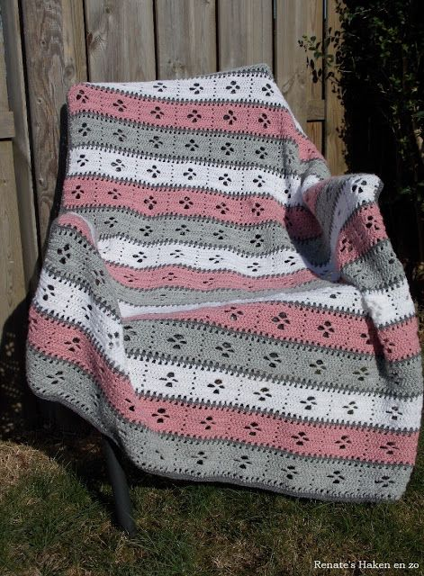 Call The Midwife Deken Blanket Renates Haken En Zo Crocheting