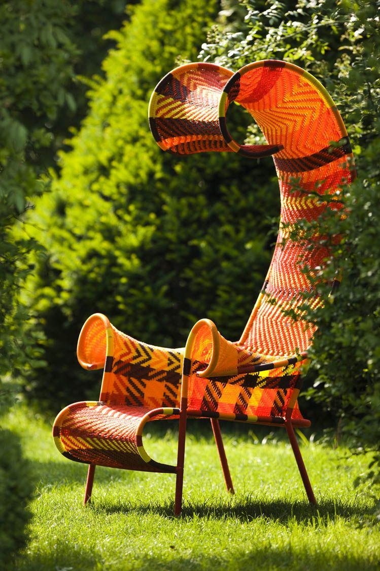 Shadowy Chair | Moroso | Outdoor | Furniture | Tord Boontje