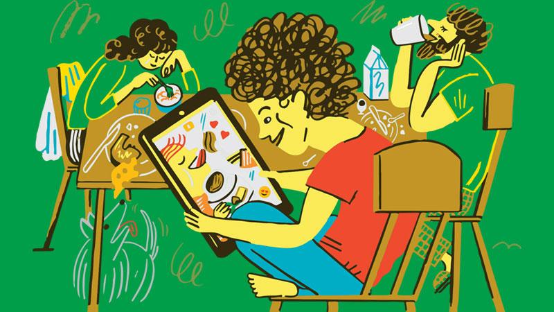 Tantangan Terbesar Dalam Pendidikan Generasi Milenial Di Era Digital Adalah Mengatasi Ancaman Ancaman Konten Negatif Di In Empati Pendidikan Literasi Informasi