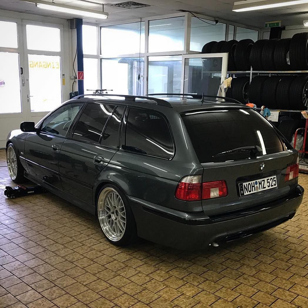 Malte Nie On Instagram E39 Top E39 Bmw 19 Nordhorn Grey