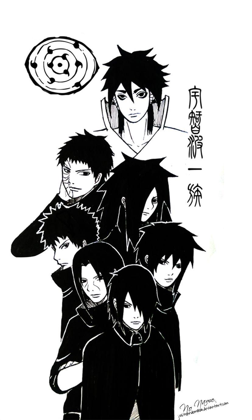 Uchiha's Clan by JustRandoM1804 on DeviantArt