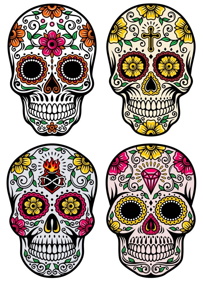 6 Easy Diy Video Ideas For Christmas Diynot Day Of The Dead