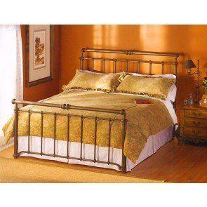 Wesley Allen Sheffield King Complete Bed WA-CB1039K