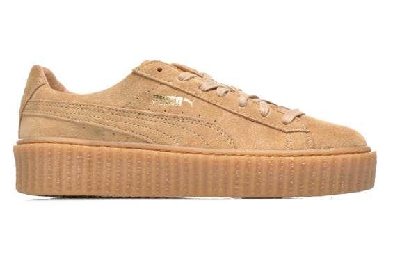 puma sneaker beige
