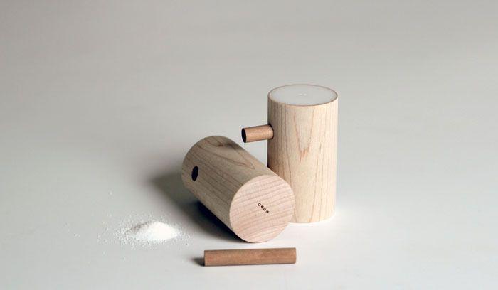 Salt + Pepper shakers