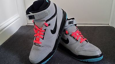 Nike air revolution mens basketball shoes uk9 #model #599462 002 100%  #authentic