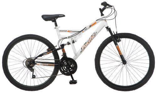 Pacific Men S Chromium Mountain Bike White Medium For Sale