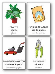 Imagiers Sur De Nombreux Themes A Imprimer Imagier De La Rentree