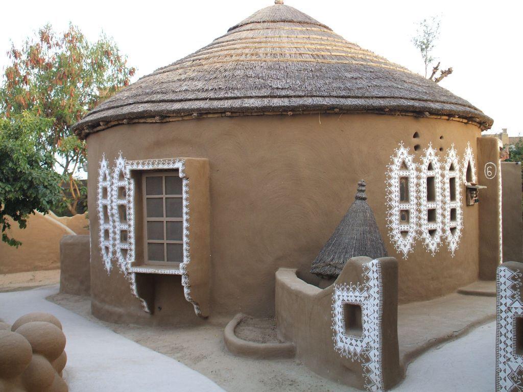 indian mud huts Google Search Mud hut, Mud house, Gazebo