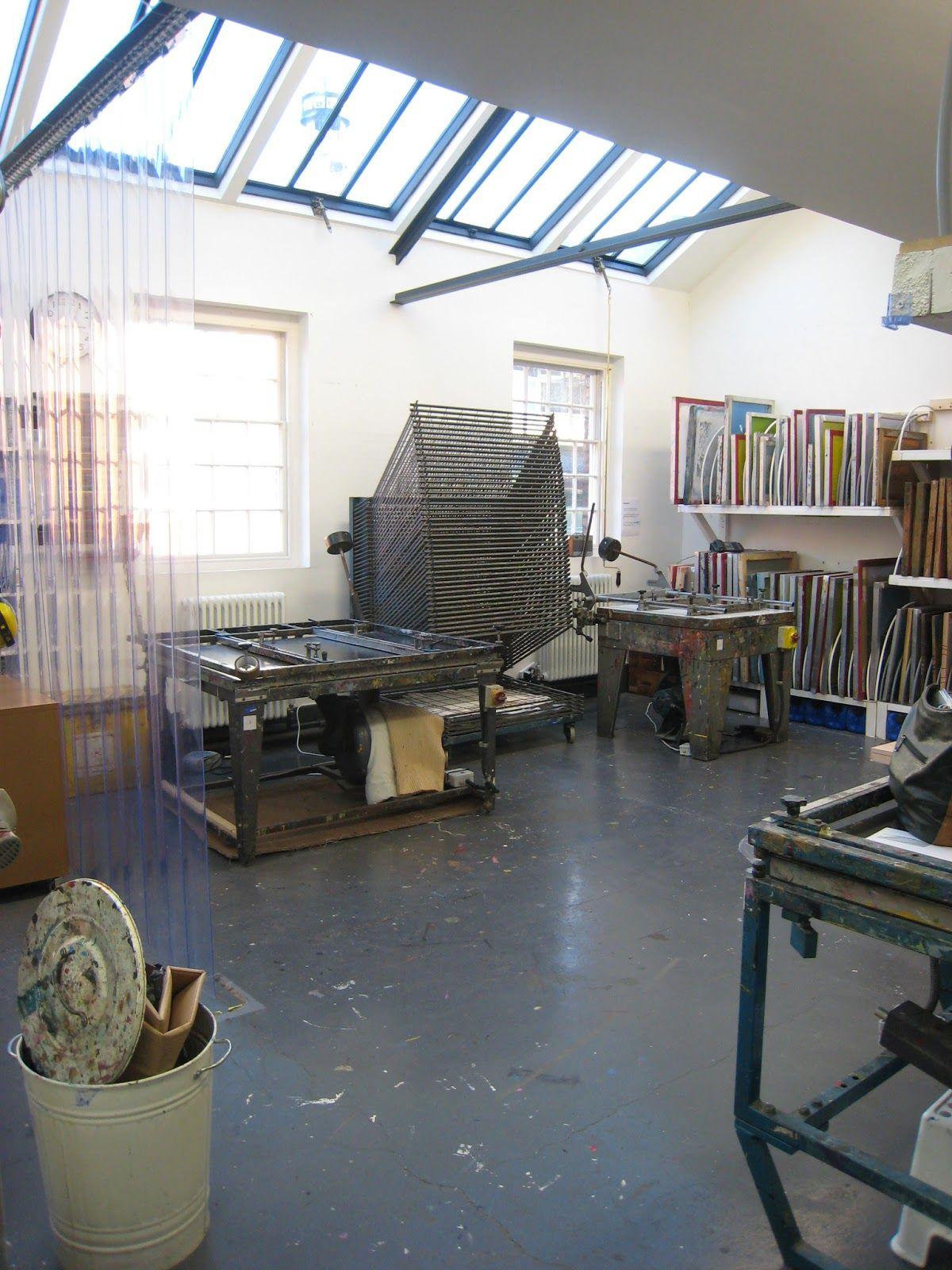 Liverpool Printmakers Screen Print Studio Screen Printing Studio