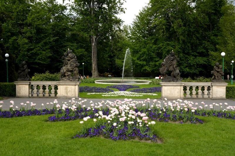 Royal Garden, Prague
