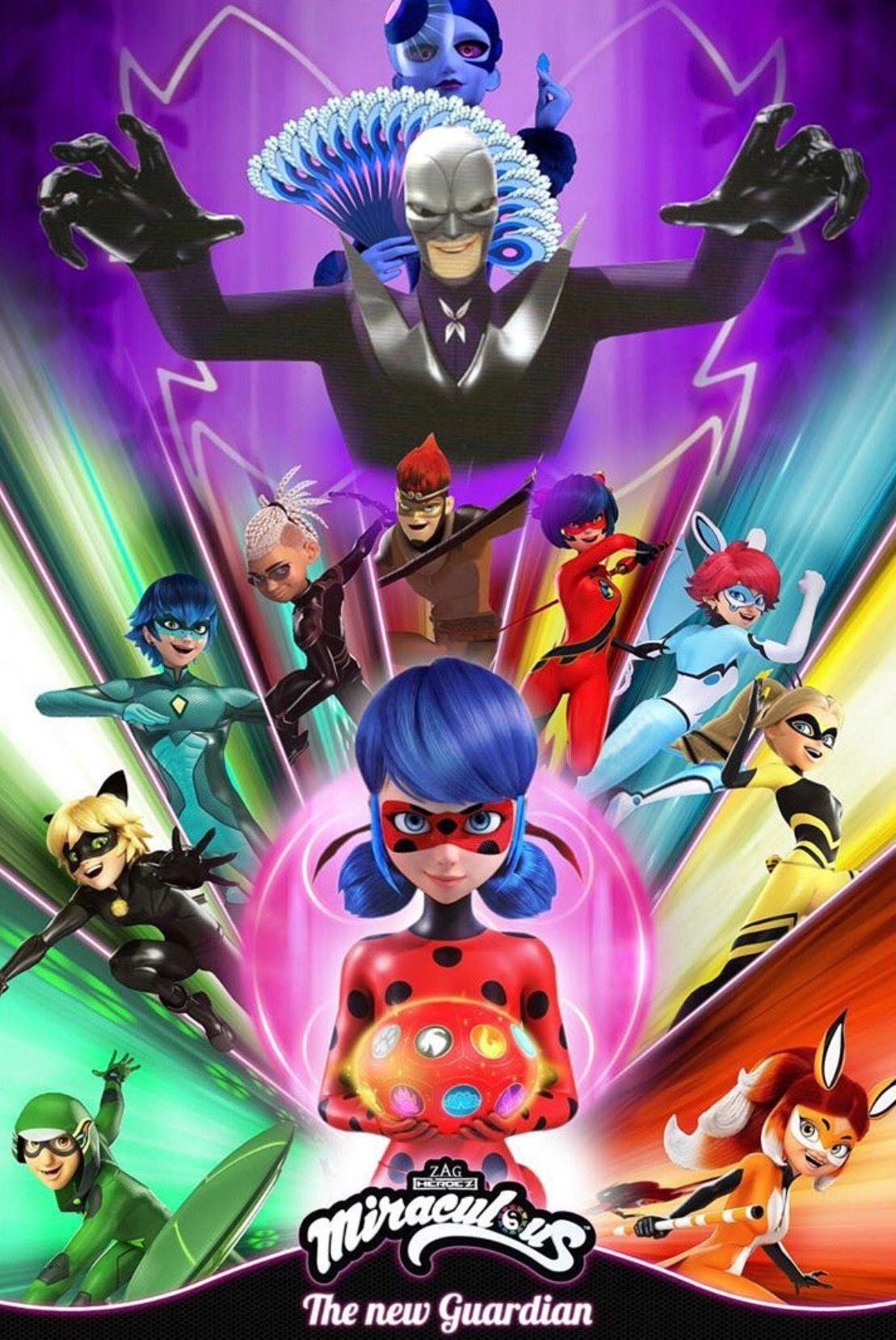 Miraculous Season 4 Desenhos Para Colorir Ladybug Desenhos Animados De Menina Wallpaper De Desenhos Animados